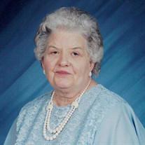 Margaret T White