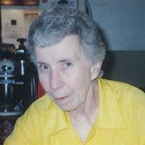 Frances M. Hall