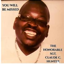 Claude  C. Hunter Sr.