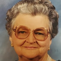 Verna Elizabeth Shroyer Long