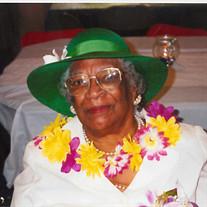 Ms. Clara Howard Jackson