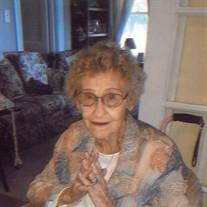 Ms. Reva Blanche Waddell
