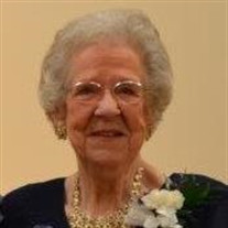 Mrs. Rose Ann McLanahan Thompson