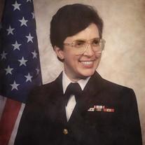 Mary V. Coullard USN, Ret.