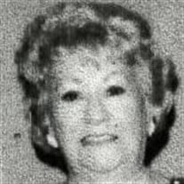 Mrs. Dorothy R. Ridgeway
