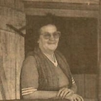 Mrs Louise Bailey Allison