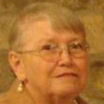 """Mrs. Gleora M. """"Cleo"""" Payette"""