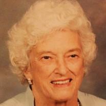 Dr. Hazel Ann Gantt Seigler Josey