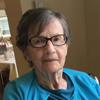 Mrs. Eva Schweitzer of South Barrington