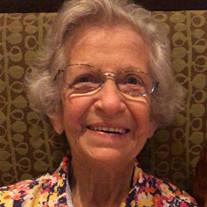 Lois Patricia Pancoast