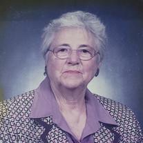 Vera Mae Delk Thurman