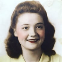 "Mildred ""Jackie"" Oaks Cline"