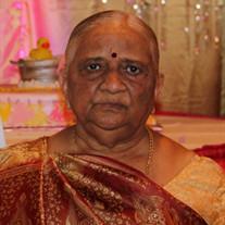 Urmilaben V. Patel