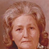 Mrs. Elwanda Black Mashburn