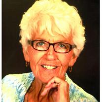 Edith B David