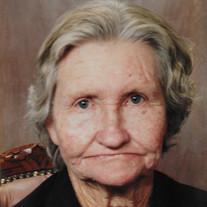 Mrs. Doris Peeples Walters