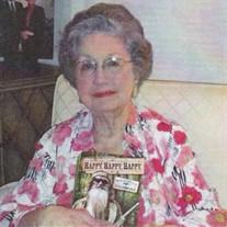 Peggy Joyce Nix
