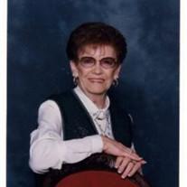 Alma Nellie Barnes
