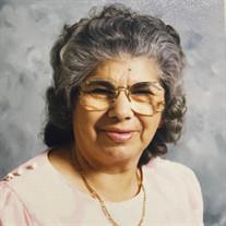 Emilia Hinojosa Rawlinson