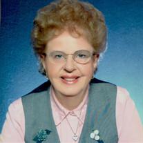 Essie Maureen Newman
