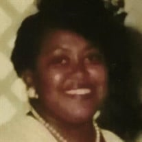 Mrs. Mary Ann Chevis