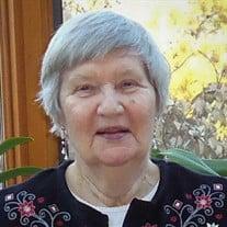 Mrs Clara Marie Bergen