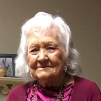 Patsy Ruth Evans