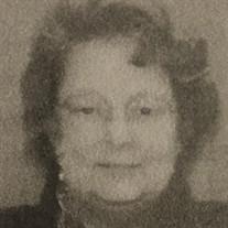 """Jeannette G. """"Jan"""" Rhoten"""