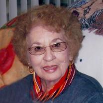 Betty  Louise Malone Fletcher