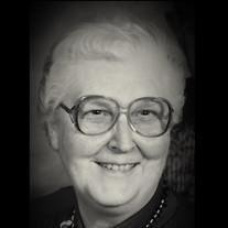 Jennie Ruth Bentley