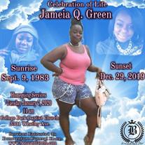 Jameia Q. Green