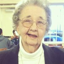Nannie Wyman