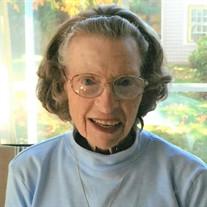 Mrs. Jane Allen