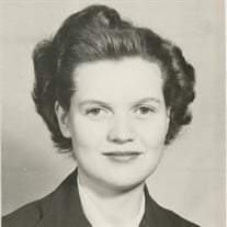 Dr. Mary Beck Maloney