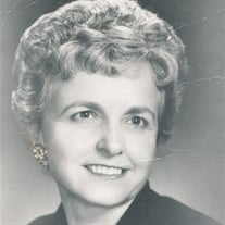Louise W. Cobbel