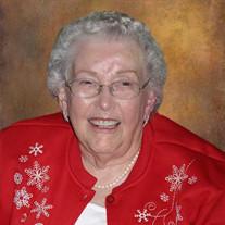 June Davis Calhoun
