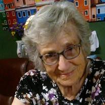 Doris R Webb