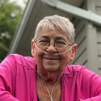 Brenda Joyce Cope