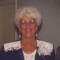 Mrs. Mary Clovis McCord