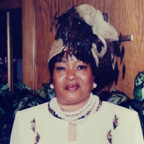 Mrs. Patsy Ann Woodberry