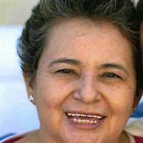 Mrs. Maria Ventura Alvarez
