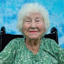 Mildred Jean Holbrook Skeens