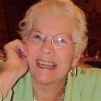 Claudette Elizabeth Fleck Saunders
