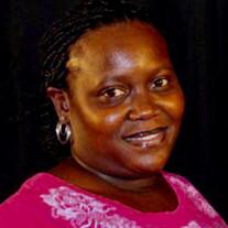 Ms. Aleashia Ann Ellison