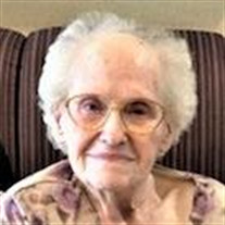 Margaret Eloise Lowe