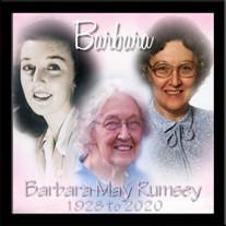 Barbara Mae (Boyer) Rumsey
