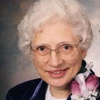 Myrtle Lorraine Cooper