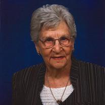 Mary Leona Oliver