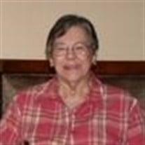 Gloria Dale Cormier