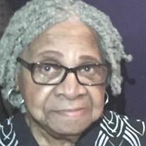 Thelma Mae Booker